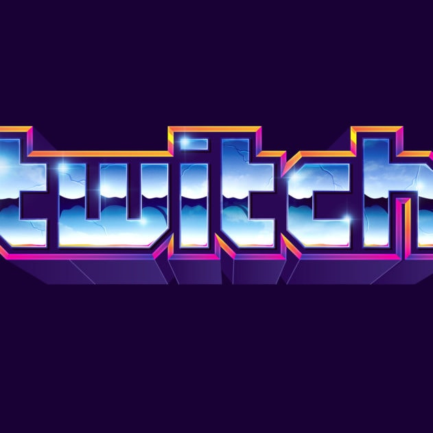 Twitch logo by Twitch X SignalNoise Collection