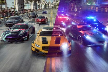 Need for Speed Heat / Ghost Games