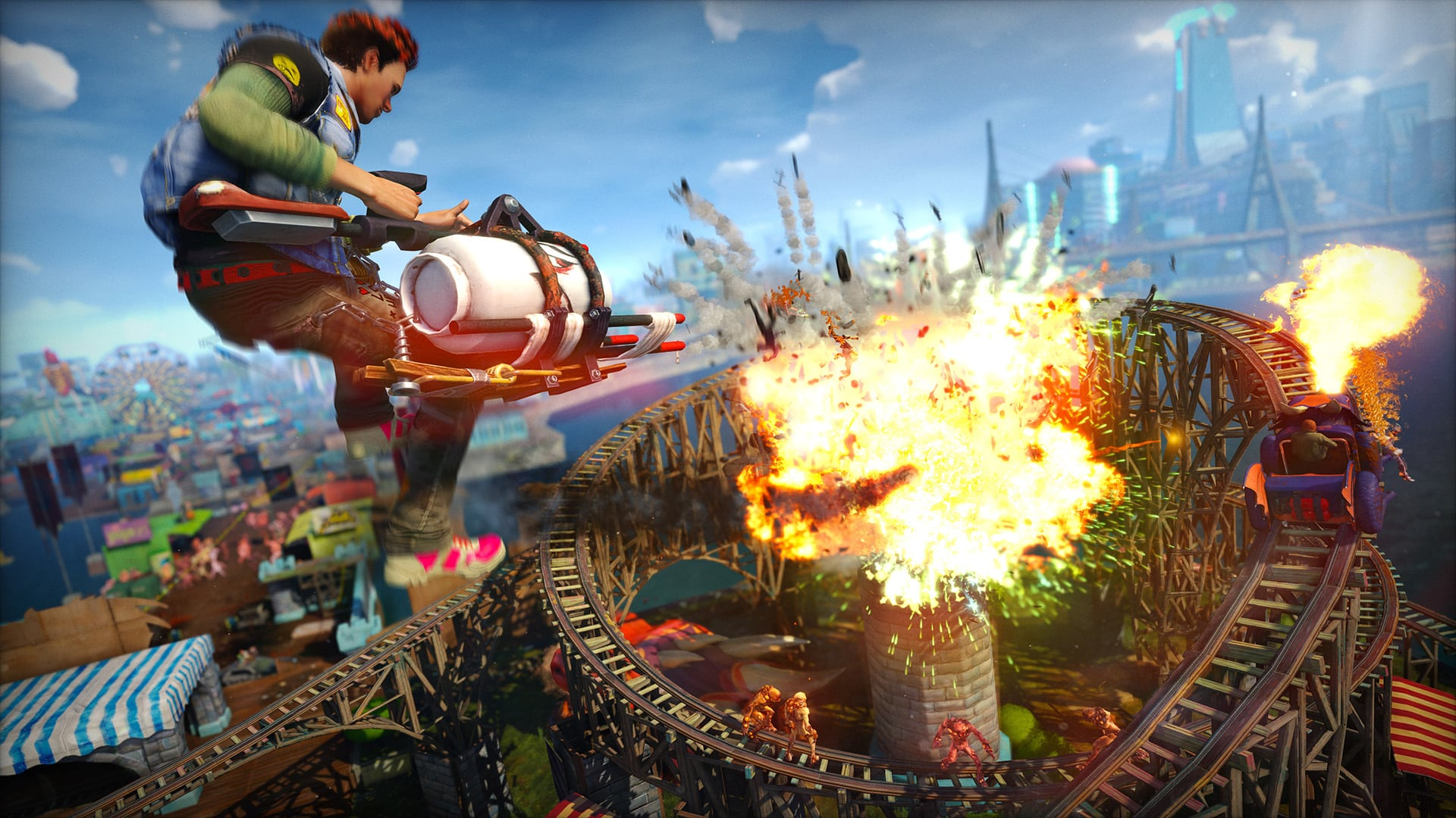 Sunset Overdrive - Insomniac Games