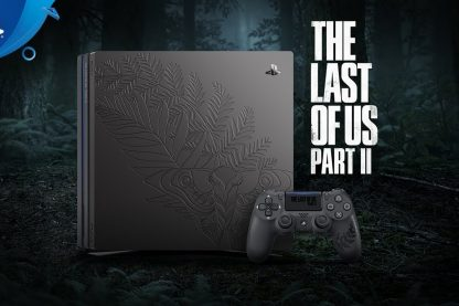 The Last of Us Part II PS4 Pro Special Edition